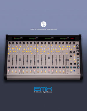 EMX Brochure Cover